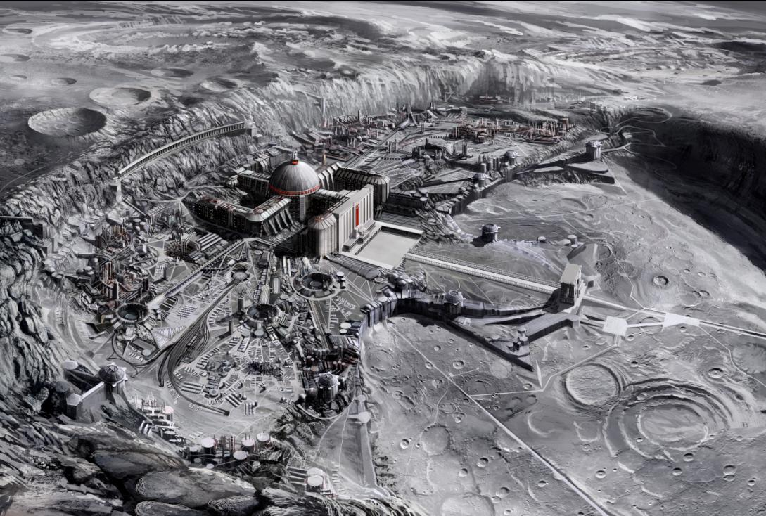 secret nazi moon base - photo #10